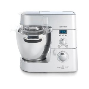Recensione KENWOOD KM082 COOKING CHEF – Opinioni robot da cucina ...