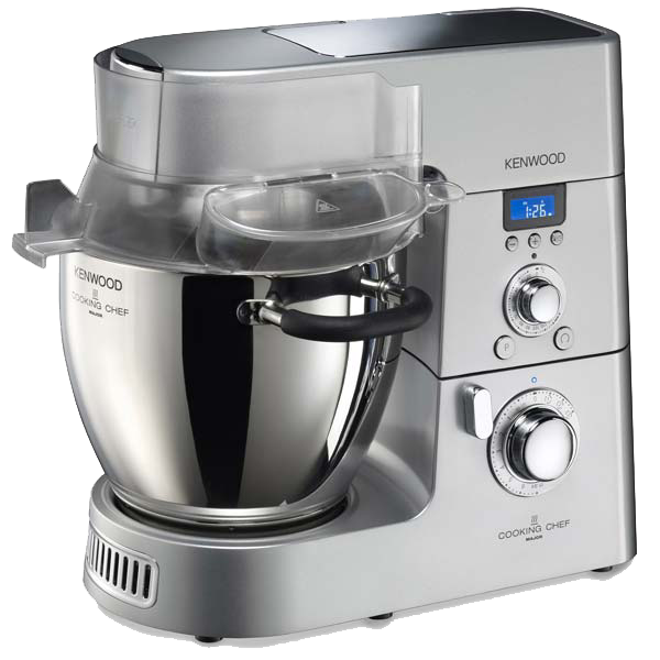 Recensione KENWOOD KM096 COOKING CHEF – Opinioni robot da cucina ...