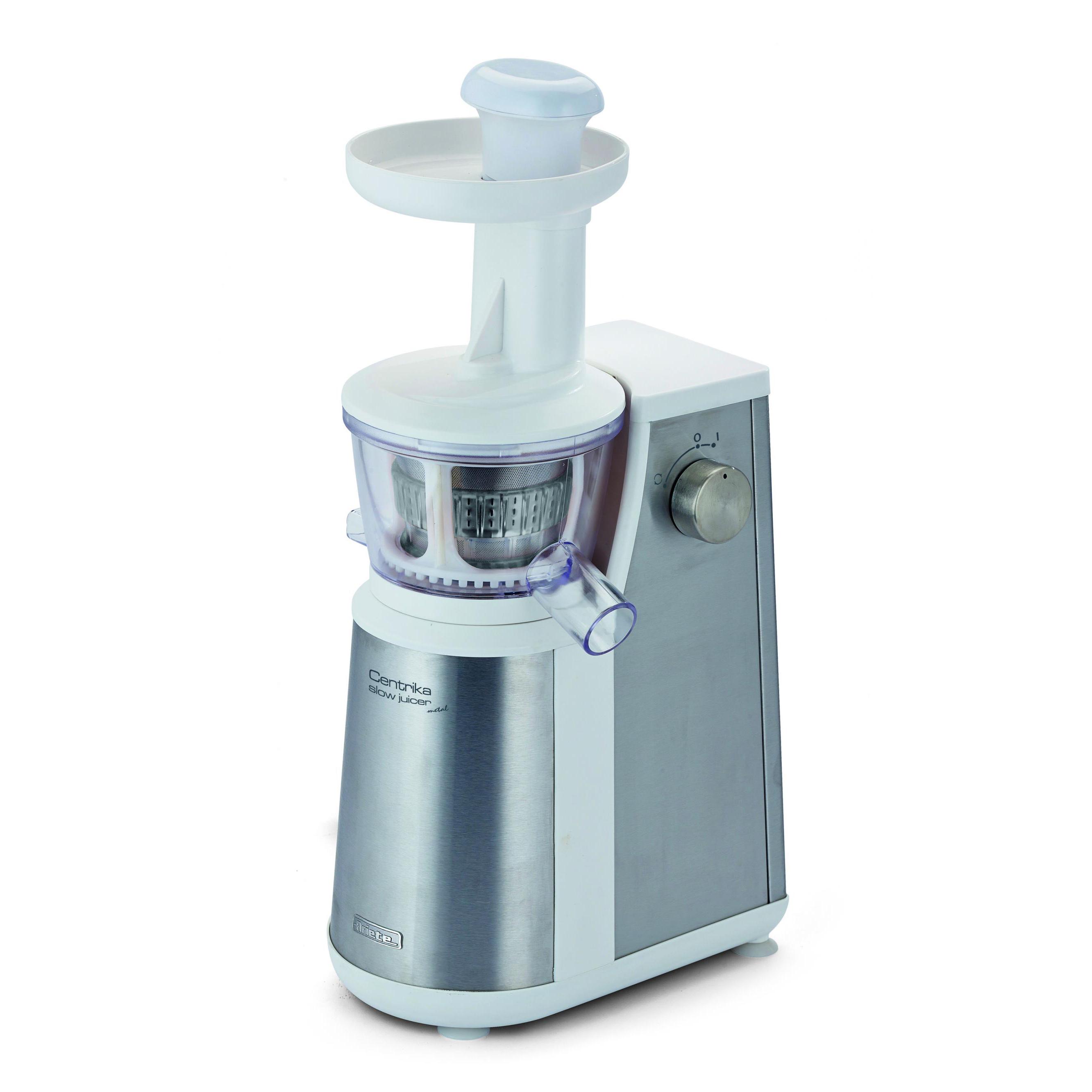 Slow Juicer Panasonic Opinioni : Recensione Ariete 00C017700AR0 Centrika Slow Juicer Metal Opinioni Estrattori di Succo ...