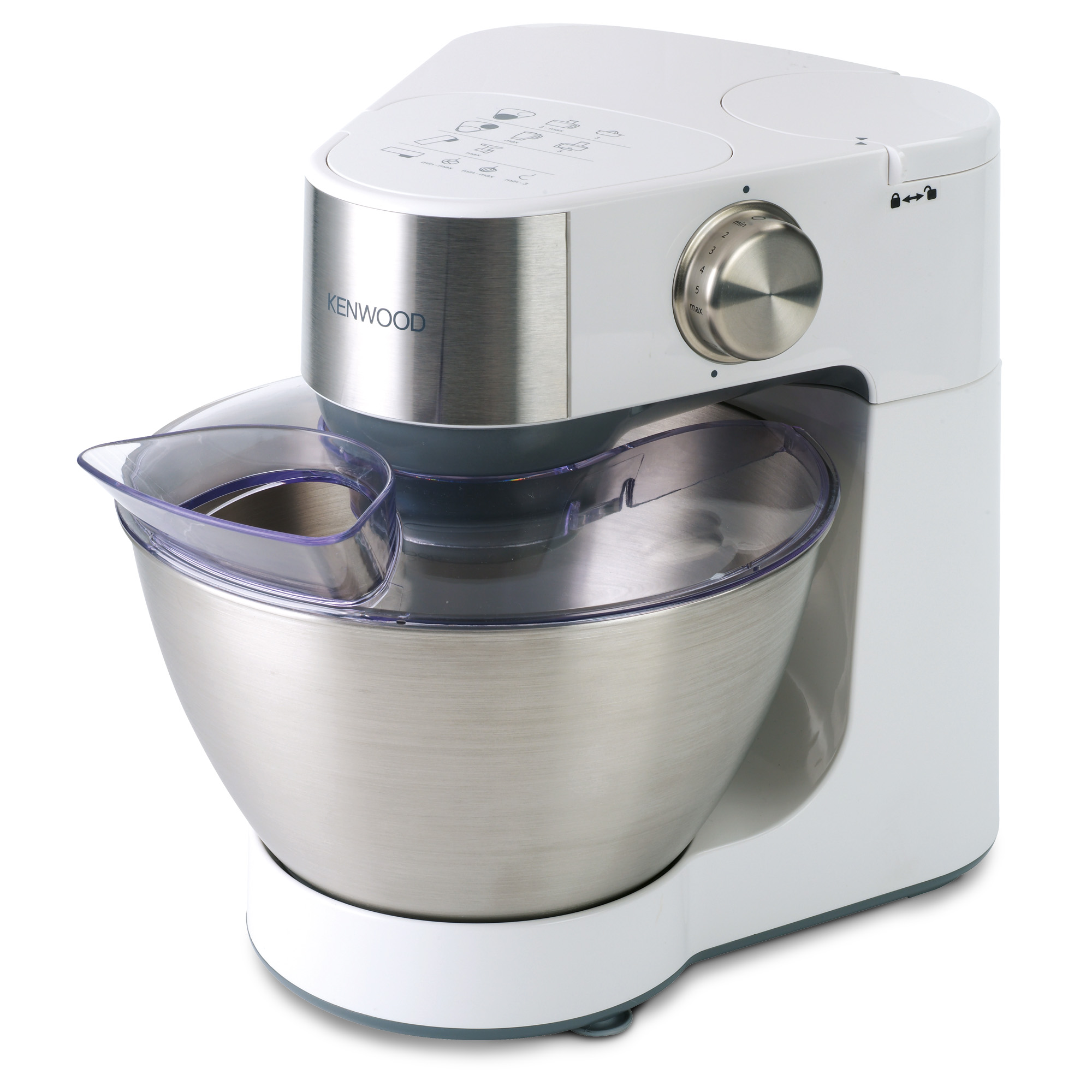 Recensione Kenwood KM242 Prospero Kitchen Machine – Opinioni Robot ...