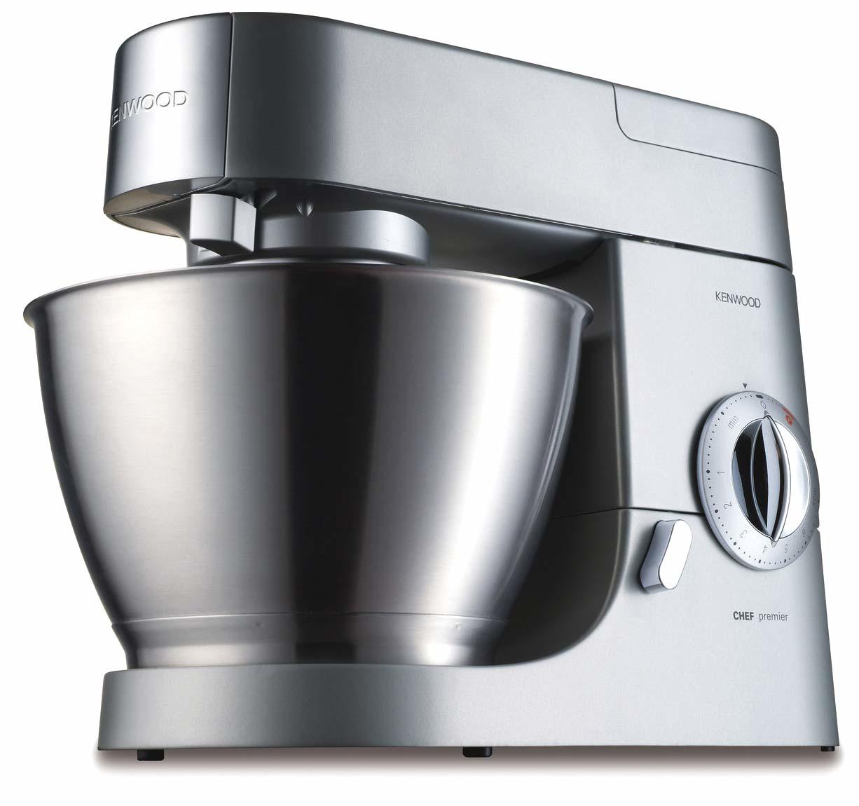 Recensione Kenwood Chef Premier KMC570 – Opinioni Robot da ...