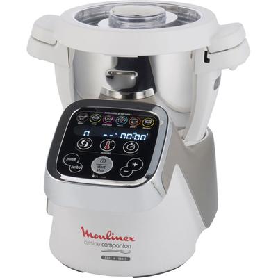 Recensione Moulinex HF802AA1 Cuisine Companion – Opinioni Robot da ...